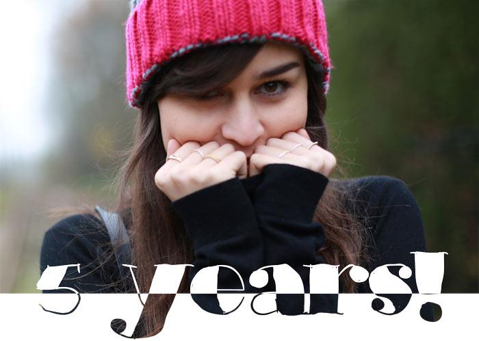 Stylescrapbook 5 year anniversary.