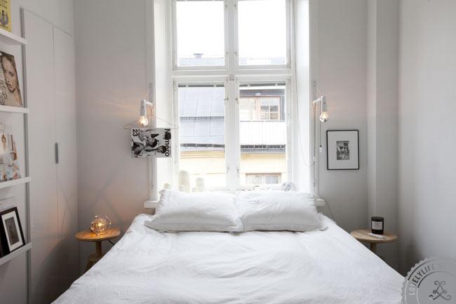 slaapkamer-met-kleine-lampjes