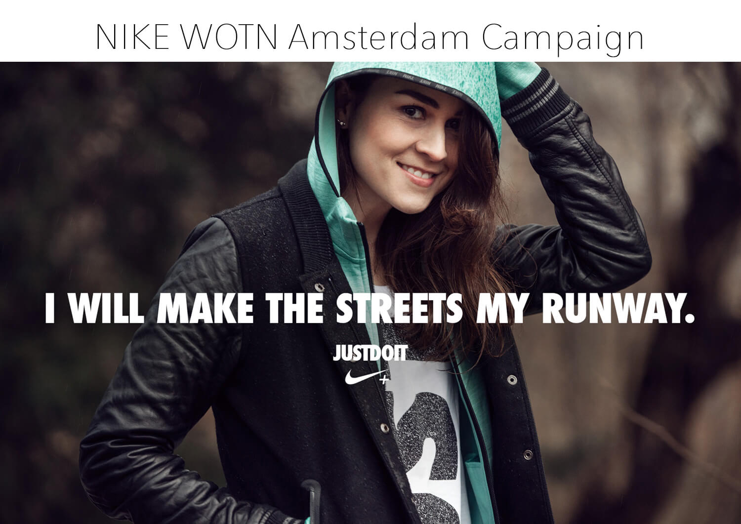 Andy Torres Nike We own the night campaign