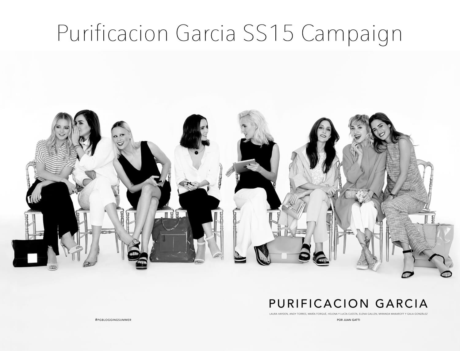 andy torres as part of the Purificacion Garcia spring summer 2015 campaign