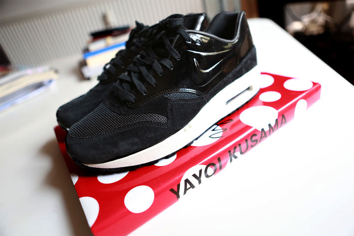 Nike Air Max 1 vt qs Black Sail