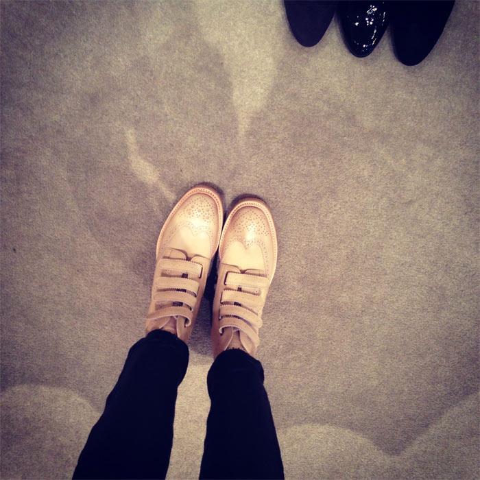 WeberHodelFeder shoes