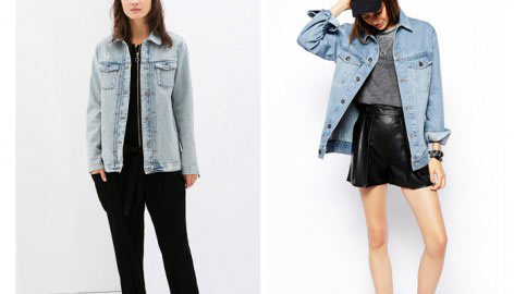 DENIM VS DENIM