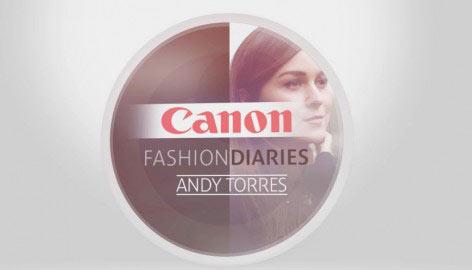 CANON FASHION DIARES