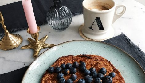 THE BEST BANANA OAT PANCAKES RECIPE, BECAUSE YOU ASKED FOR IT!