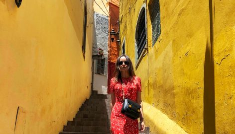A GUIDE TO GUANAJUATO AND THE RED DRESS YOU'VE BEEN ASKING ABOUT