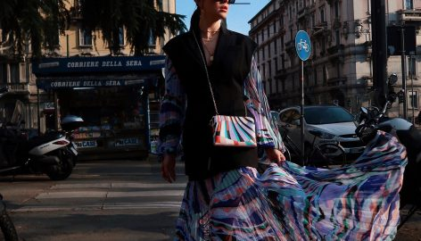 MY MILAN FASHION WEEK DAY 1 WEARING PUCCI