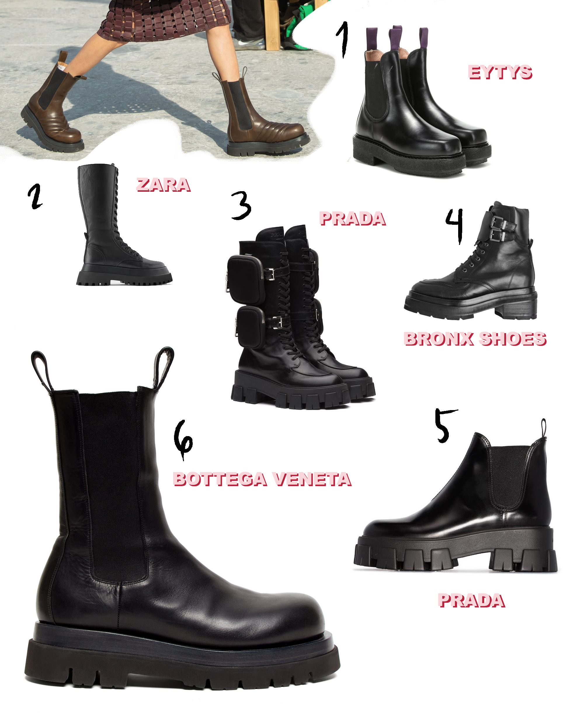 THE CHUNKY BOOT TREND YOU WILL WANT TO